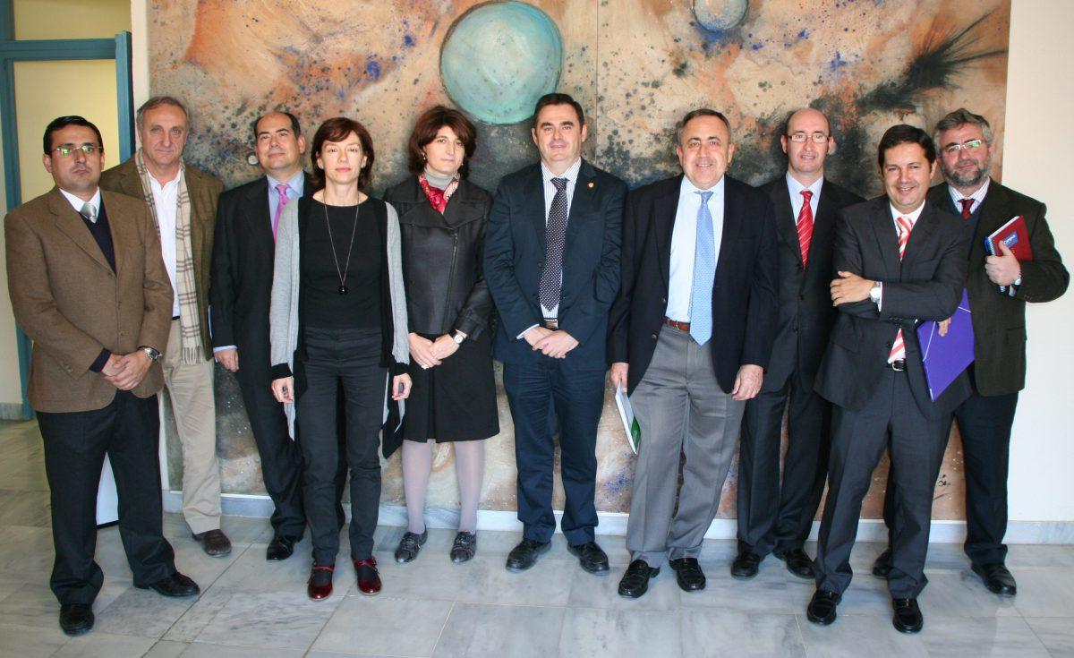 La Cátedra y EGMASA inauguraron el I Curso coorganizado de Experto Universitario en Coordinador de Seguridad y Salud en Obras